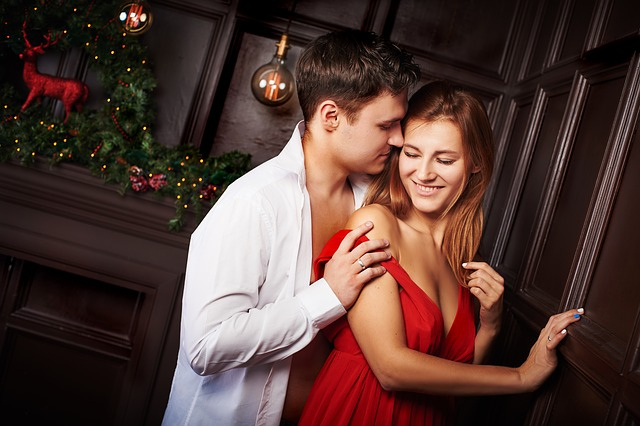 láska na vánoce