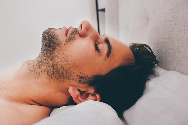 hluboký spánek