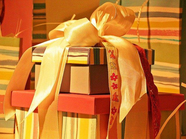 dárky, Vánoce